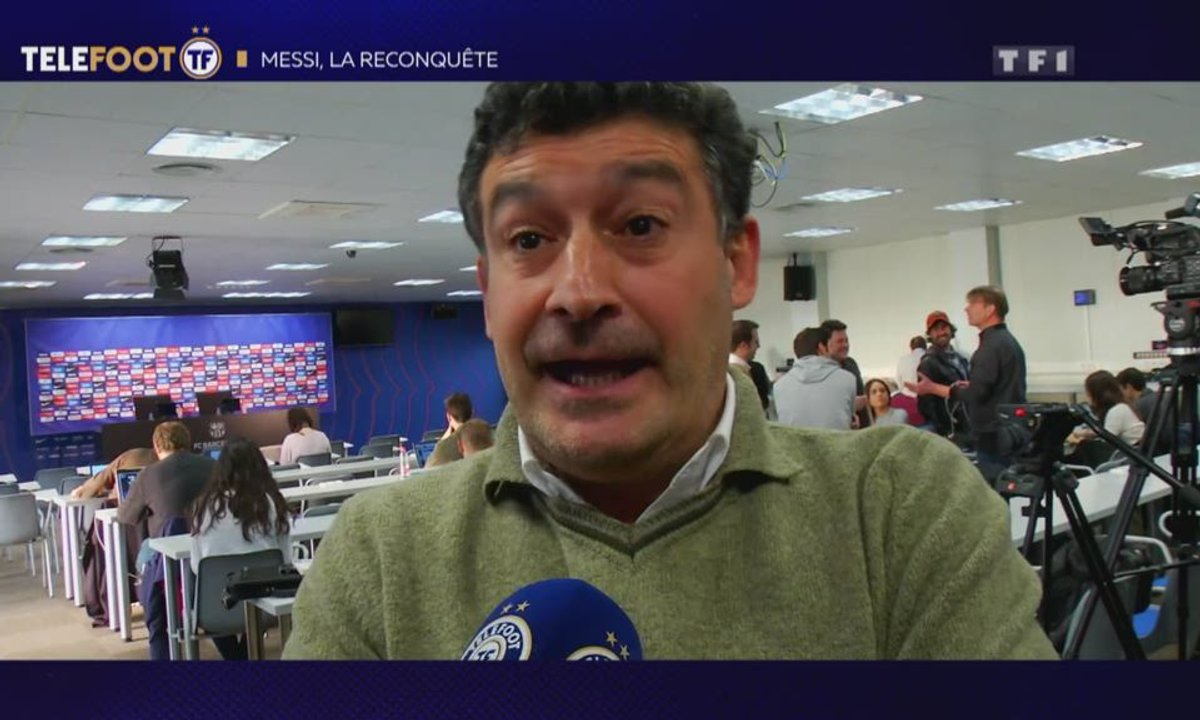 FC Barcelone : Messi, la reconquête
