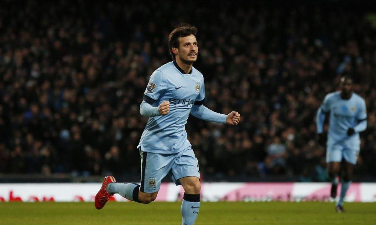 FIFA 16 : Les statistiques des joueurs de Manchester City