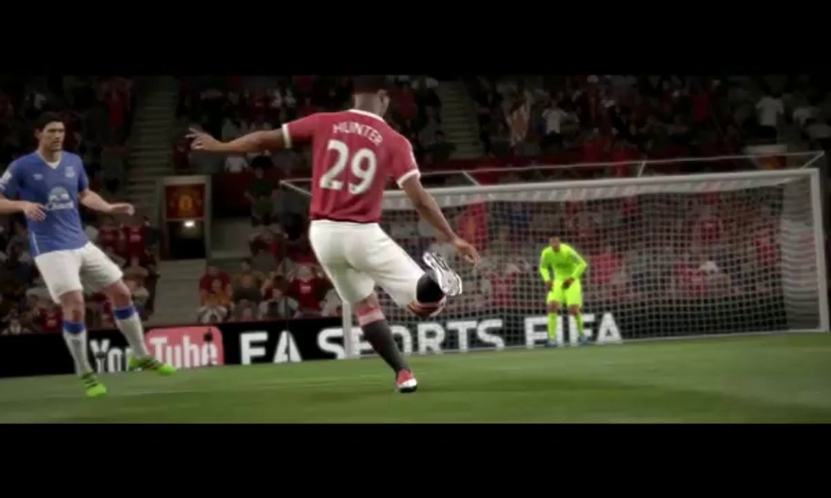 Fifa 17 - The Journey (Bande-annonce)