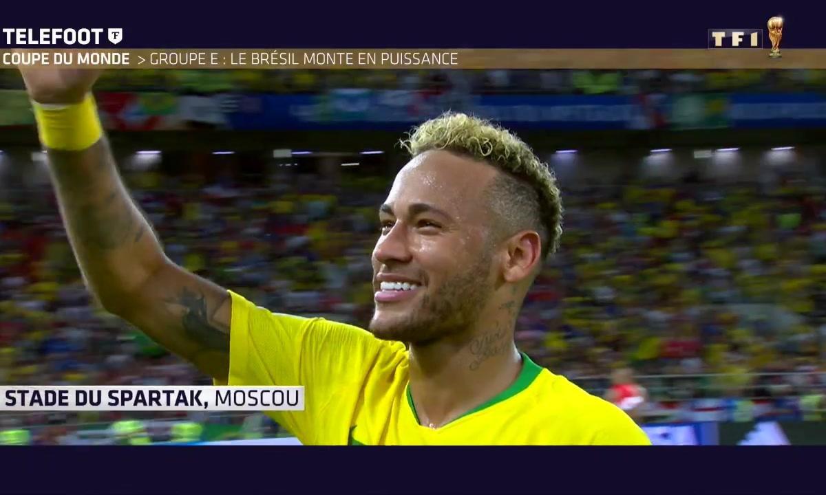 Le film de la Coupe du monde : L'Allemagne éliminée, le Brésil monte en puissance