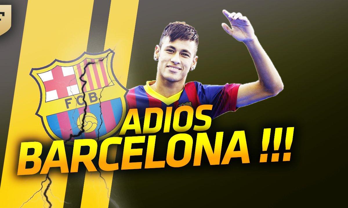 Le Flash Mercato du 02 août : Neymar fait ses adieux à Barcelone !