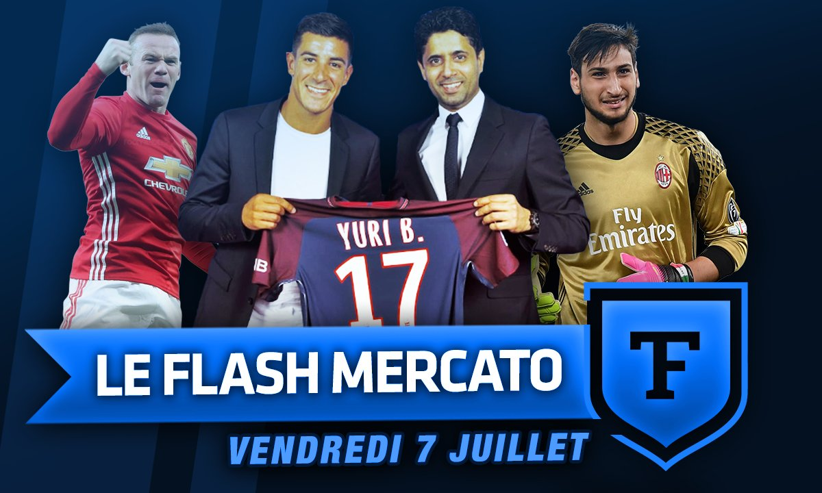 Le Flash Mercato du 07 juillet