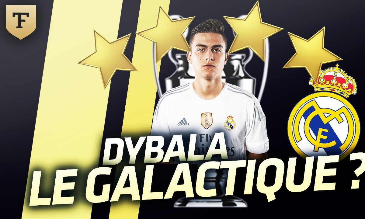 Le Flash Mercato du 08 août : Dybala au Real Madrid ?
