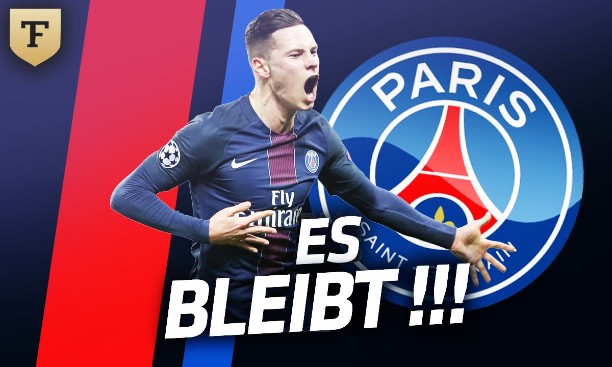 Le Flash Mercato du 14 août : La mise au point de Draxler !