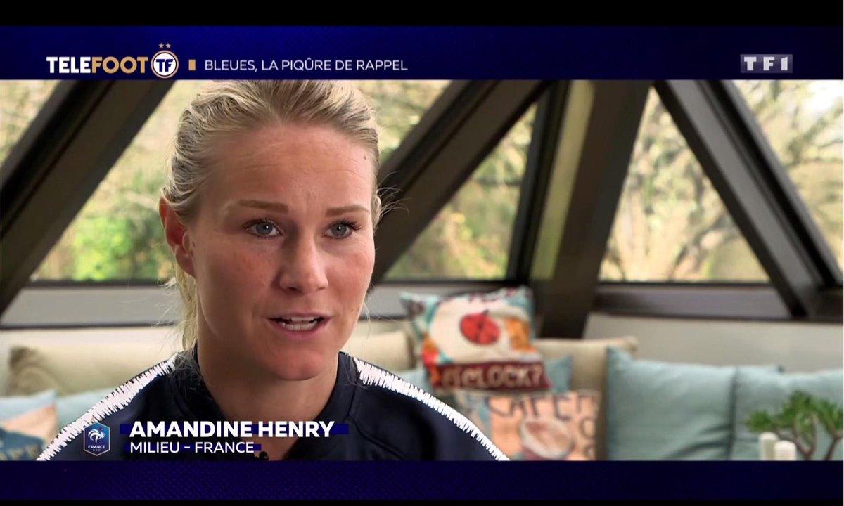 France-Allemagne : Pour les Bleues, une piqûre de rappel