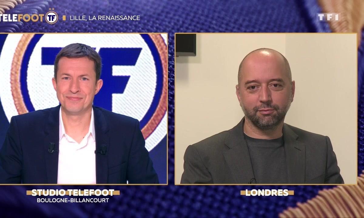 Gérard Lopez évoque le début de saison du LOSC et le mercato