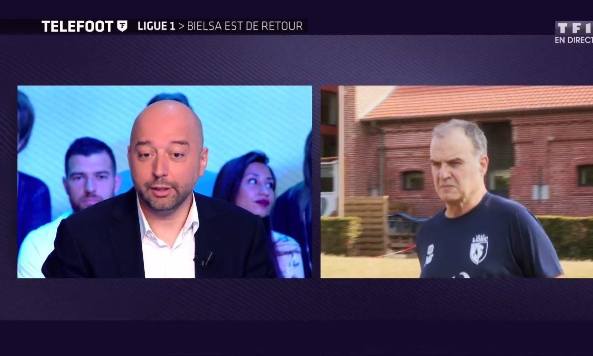"""Gérard Lopez : """"L'image qu'on a de Marcelo Bielsa est fausse"""""""