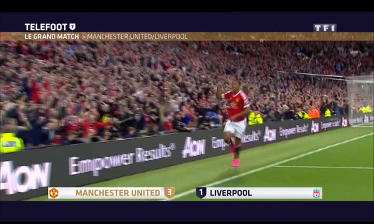 Le Grand Match : Manchester United-Liverpool