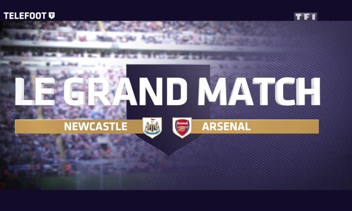 Le Grand Match : Newcastle-Arsenal