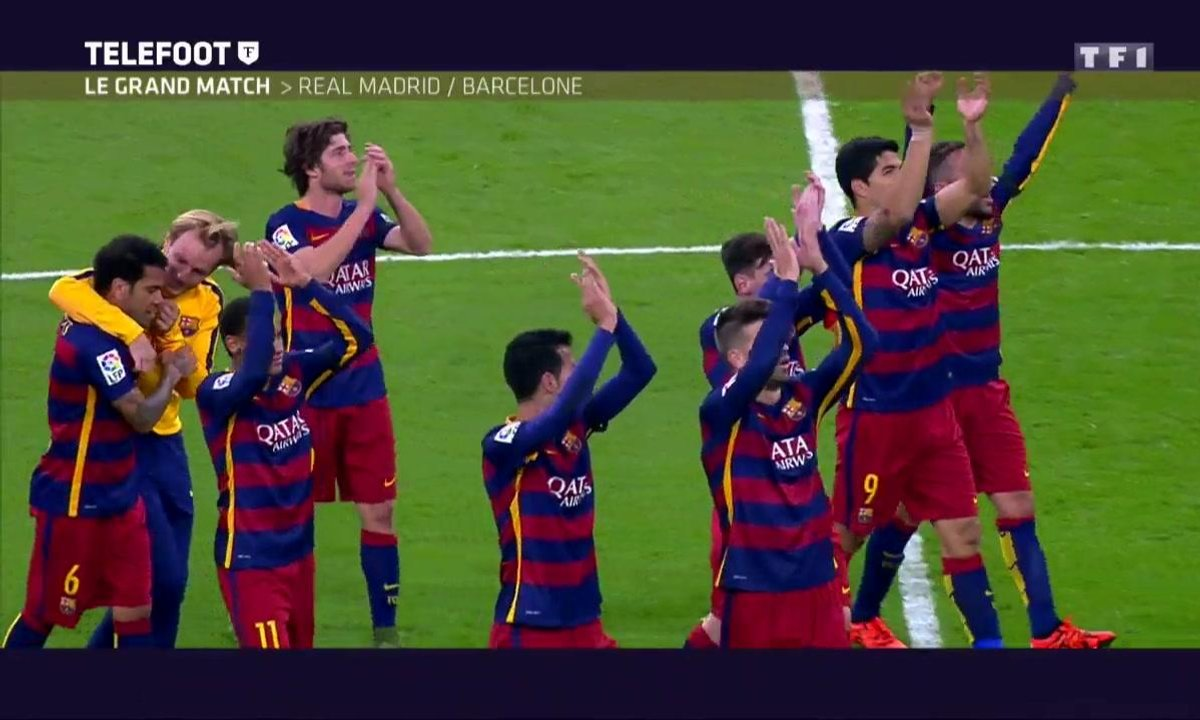Le Grand Match : Real Madrid-Barcelone