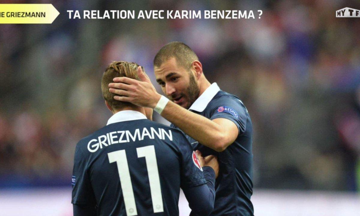 Griezmann par Liza : ses affinités avec Benzema