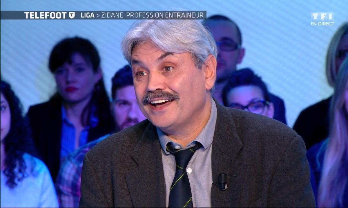"""Guy Lacombe : """"Rien n'a jamais été simple pour Zidane"""""""