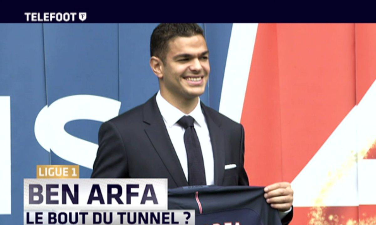 Ligue 1 : Hatem Ben Arfa, le bout du tunnel