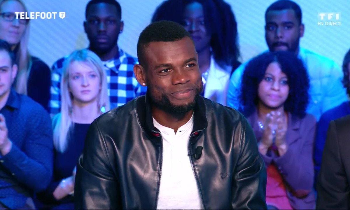 """[Téléfoot 19/03] Henri Bedimo : """"Je me sens bien à l'Olympique de Marseille"""""""