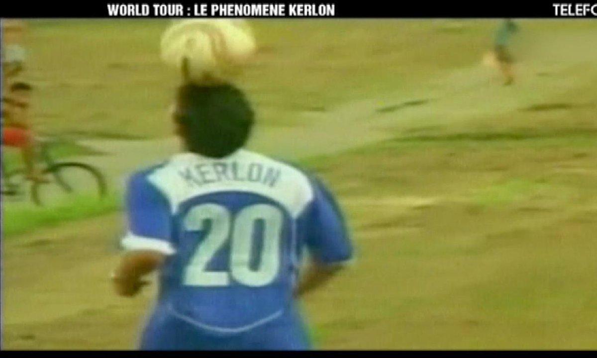 Souvenirs : Kerlon et son geste technique improbable, la Foquinha
