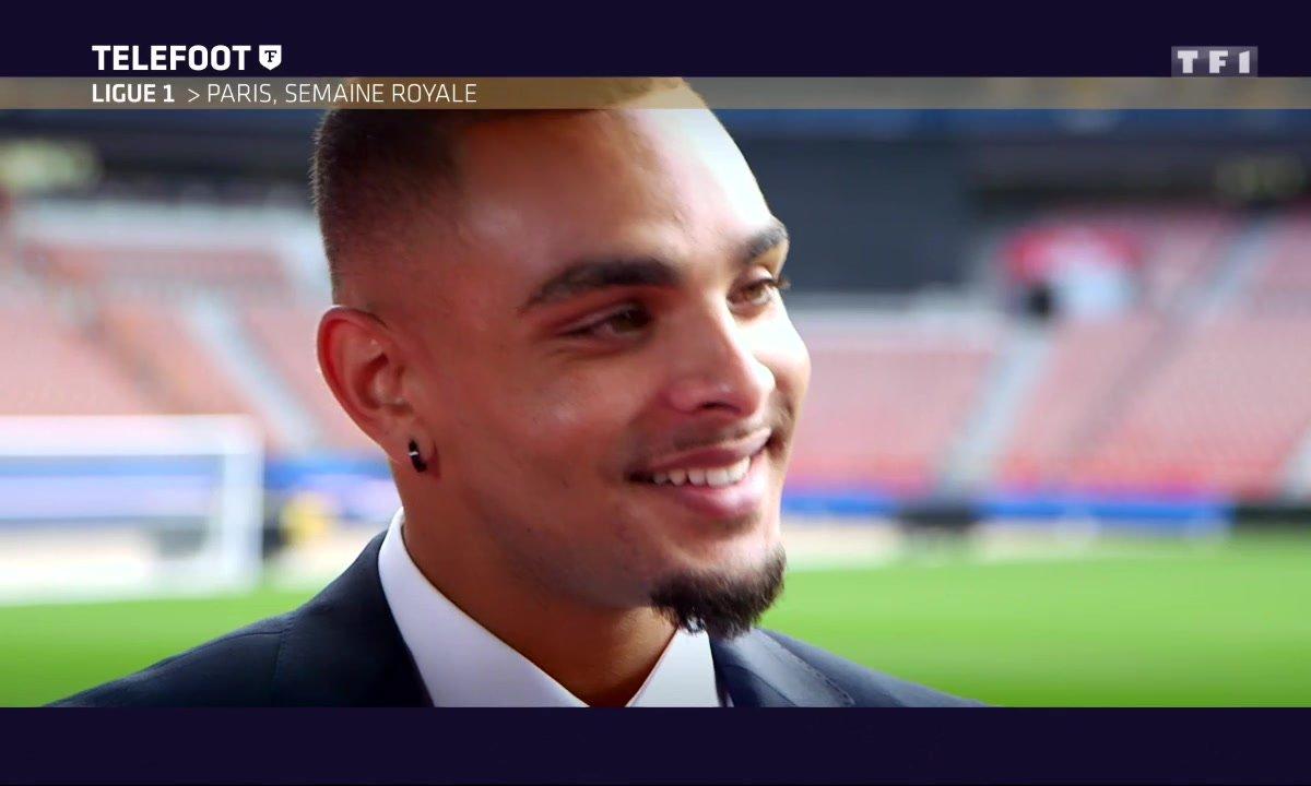 """PSG - Kurzawa : """"Paris peut gagner la Ligue des champions"""""""