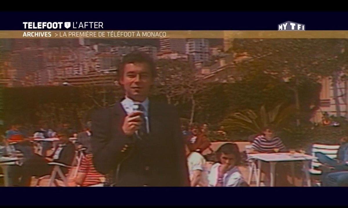 Téléfoot, l'After - Le 1er Téléfoot sur le Rocher... en 1982 !