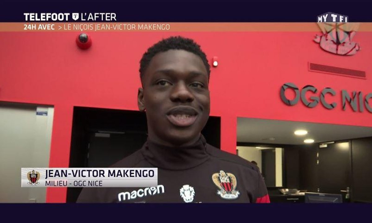 Téléfoot, l'After - 24H avec Jean-Victor Makengo