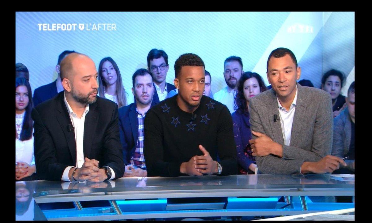 Téléfoot, l'After - Alassane Pléa revient sur sa prolongation à l'OGC Nice