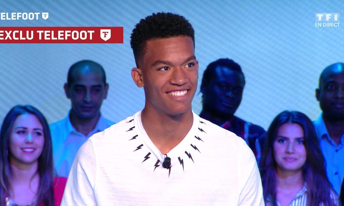 """Téléfoot, l'After - Alban Lafont : """"Jouer au Real Madrid"""""""