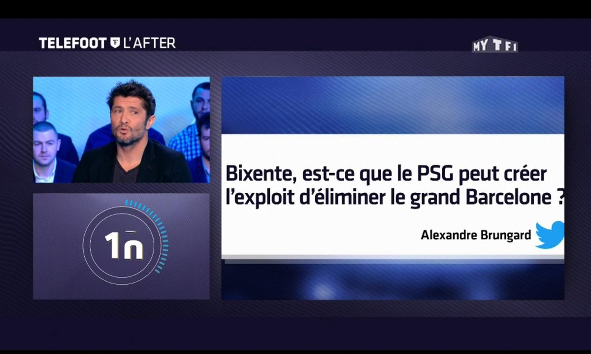 Téléfoot, l'After – Allo Liza