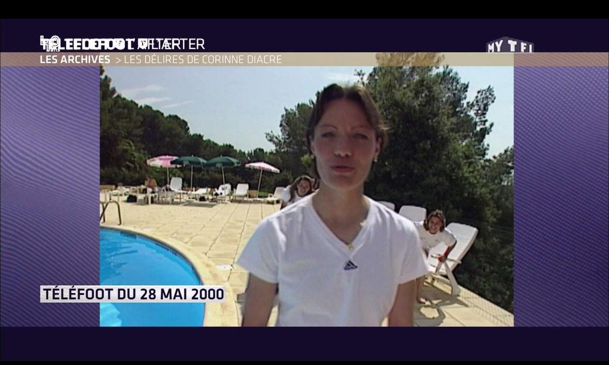 Téléfoot, l'After - Les délires de Corinne Diacre