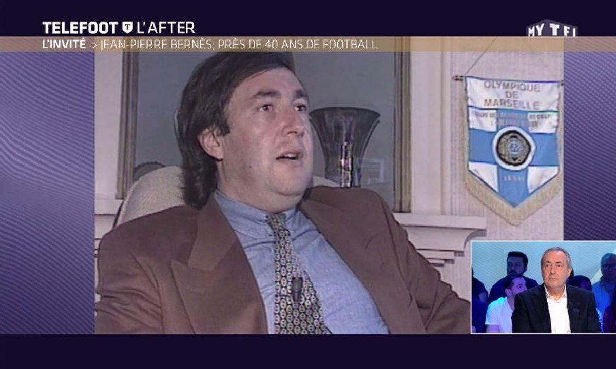 Téléfoot, l'After - Archives : Jean-Pierre Bernès, près de 40 ans de football