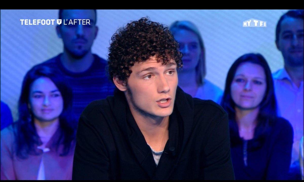 """Téléfoot, l'After - Benjamin Pavard : """"Je reste toujours le même"""""""