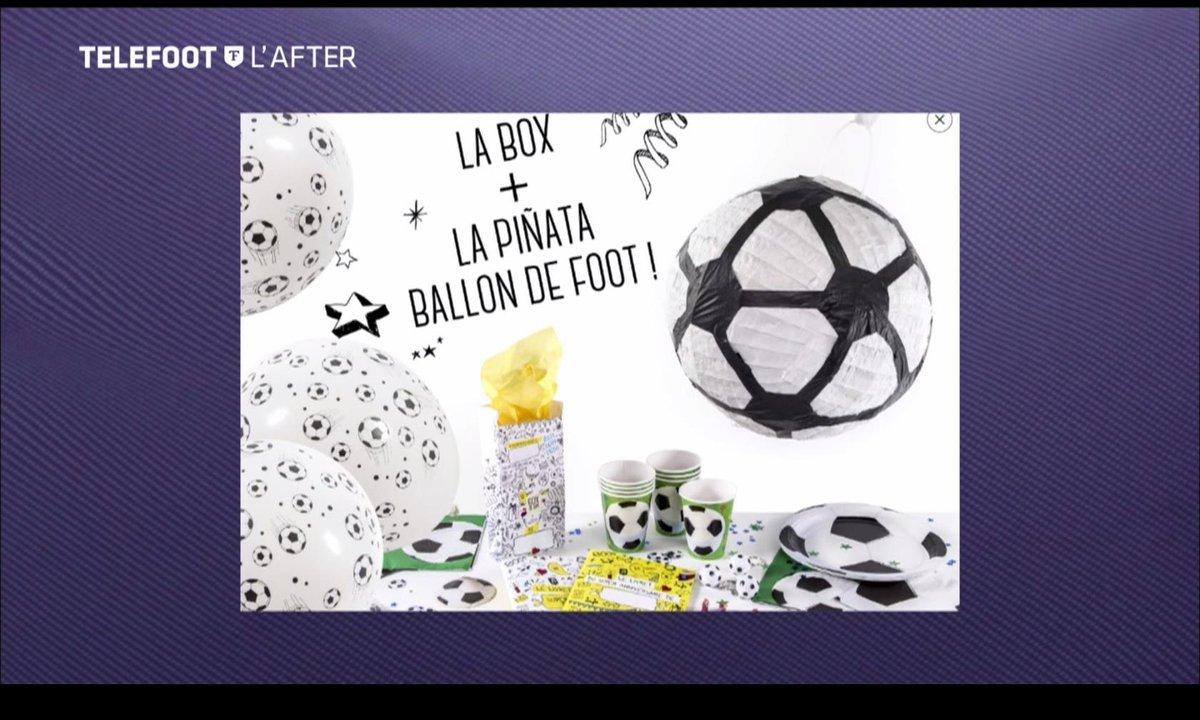 Téléfoot, l'After – Box Ze Day Football, le cadeau idéal pour les enfants
