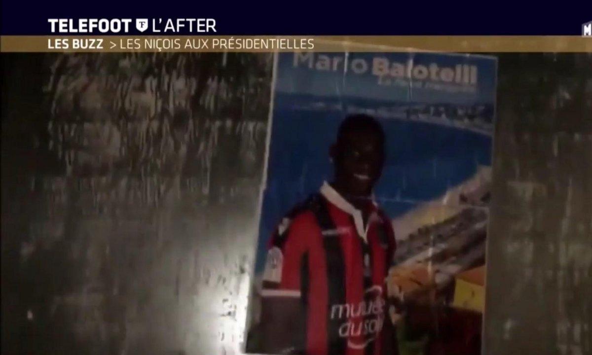 Téléfoot, l'After - Le Buzz : La campagne présidentielle de l'OGC Nice