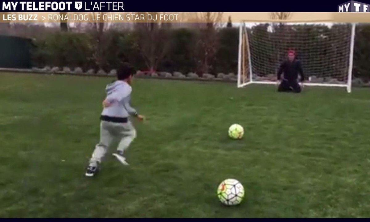 MyTELEFOOT L'After - Le Buzz : la leçon de Ronaldo à son fils