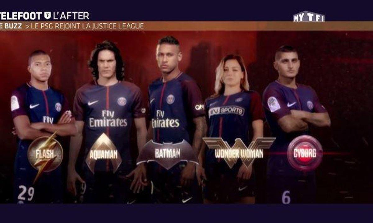 Téléfoot, l'After - Les Buzz de la semaine: le PSG et Lionel Messi