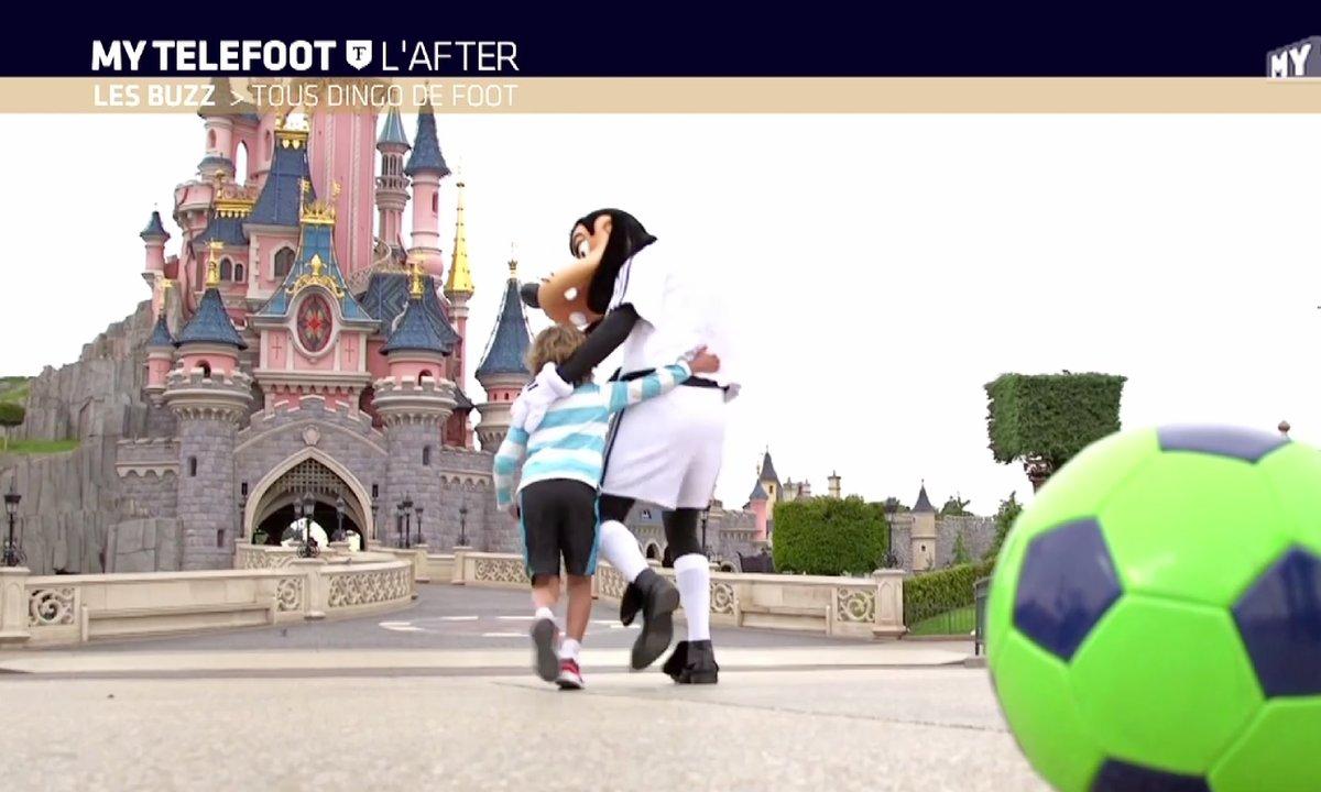 MyTELEFOOT L'After - Le Buzz : Tous Dingo de foot
