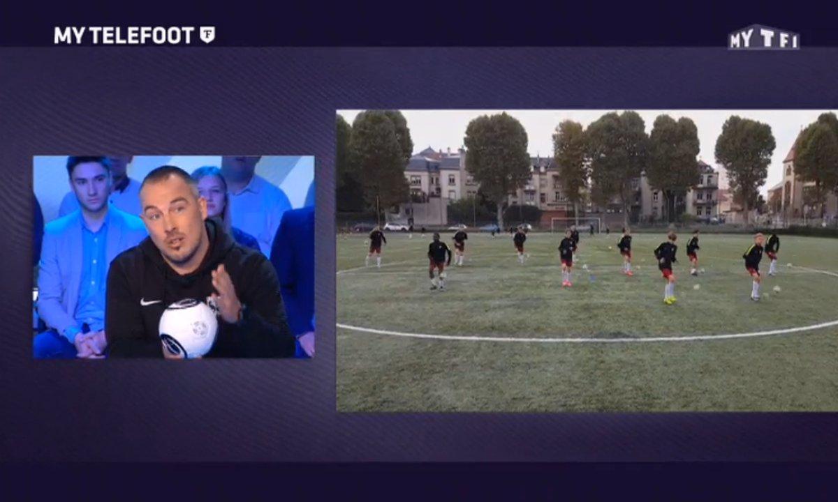MyTELEFOOT L'After - Le Buzz : Le senseball des U15 du FC Metz en plateau