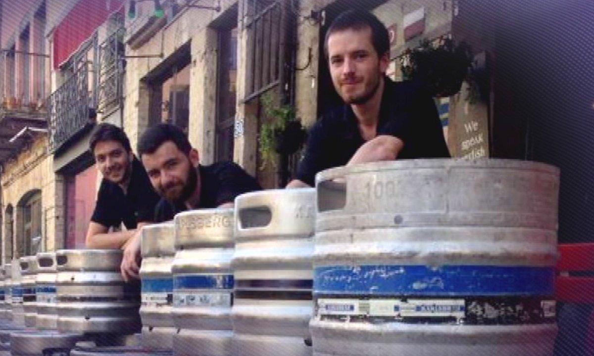 MyTELEFOOT L'After - Le Buzz : un bar lyonnais se lâche sur la bière