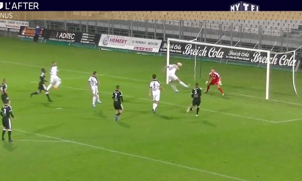 Téléfoot, l'After - Le Buzz : Un penalty incroyable !