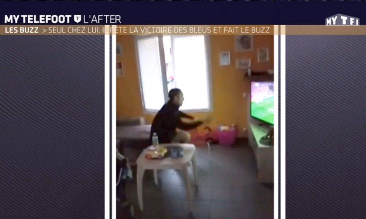 MyTELEFOOT L'After - Le Buzz : Un père vibre avec son enfant