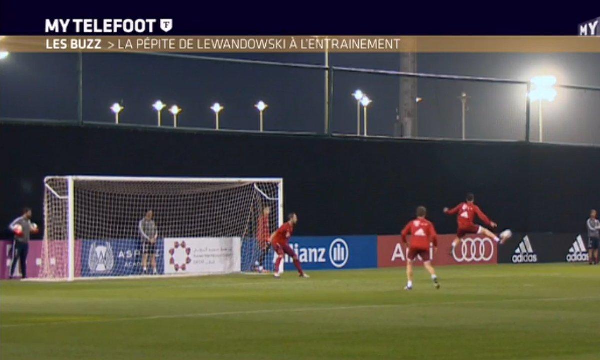 MyTELEFOOT - Le Buzz : Van Gaal s'agace, Lewandowski claque un but magique