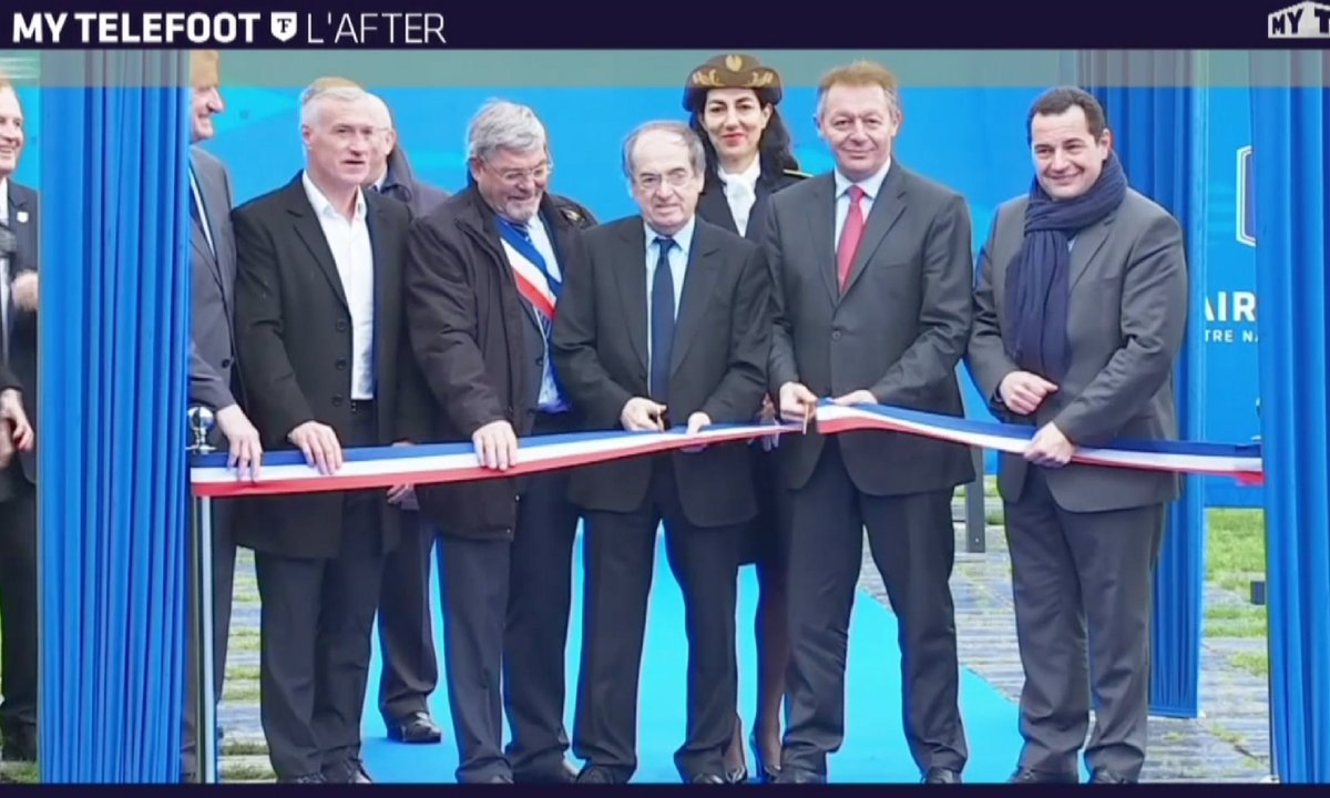 MyTELEFOOT L'After - Archives : Clairefontaine en 2016