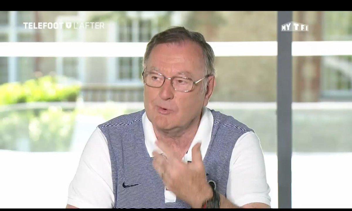 Téléfoot, l'After - Les confidences de Philippe Tournon