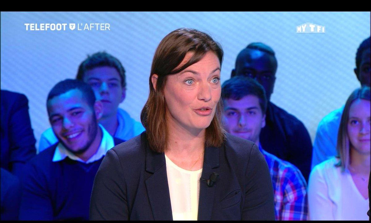 Téléfoot, l'After - Corinne Diacre et les progrès du football féminin