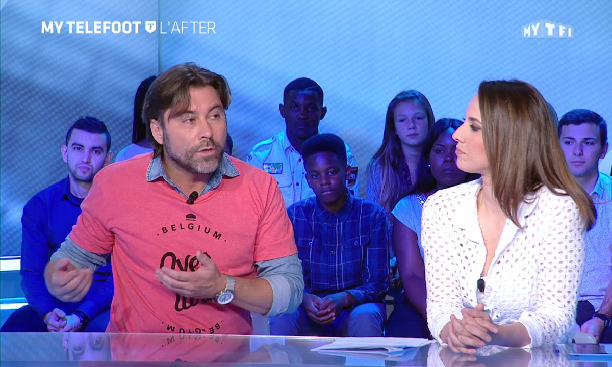 MyTELEFOOT L'After - Le coup de gueule de Pauwels contre la Belgique