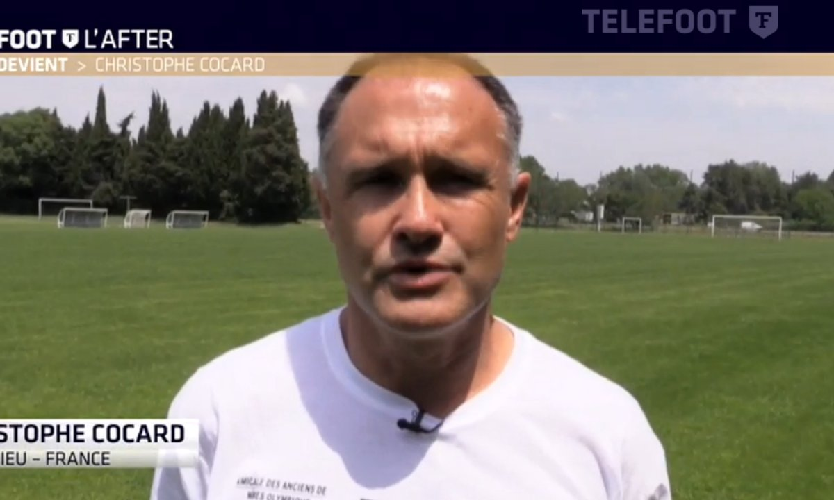 Téléfoot, l'After - #KKD : Kes ki devient : Christophe Cocard