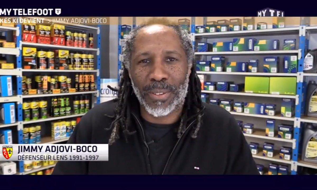 MyTELEFOOT #KKD : Kes ki devient : Jimmy Adjovi-Boco