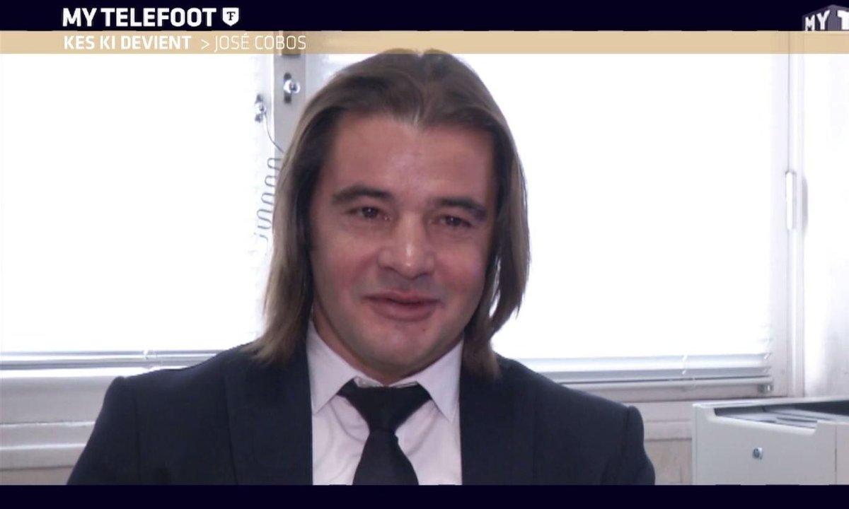 MyTELEFOOT #KKD : Que devient José Cobos ?