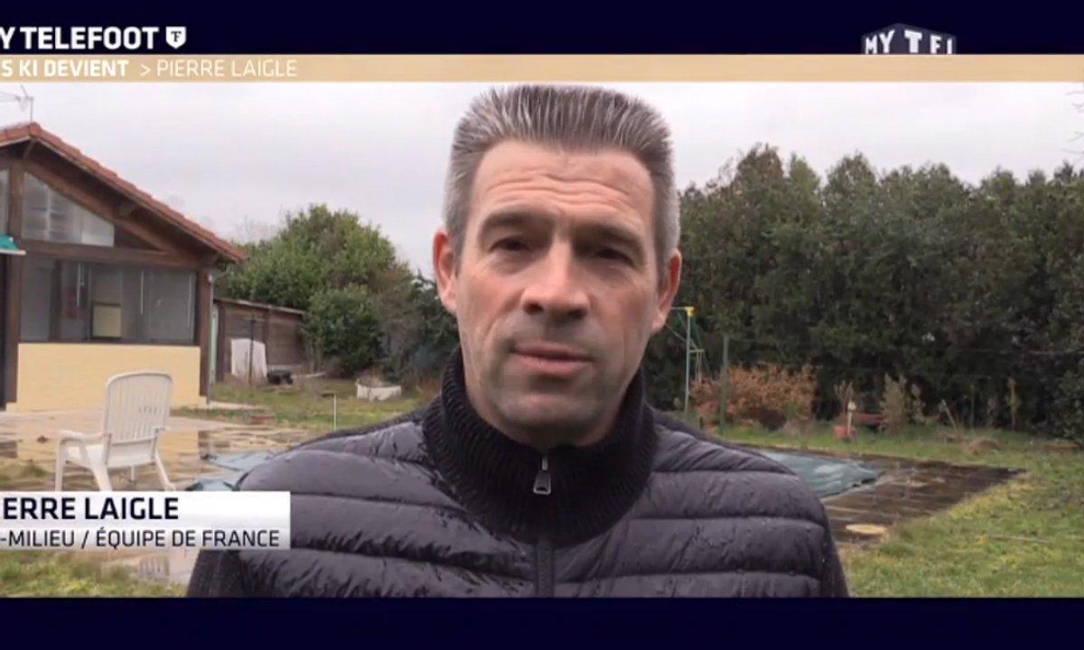 MyTELEFOOT #KKD : Kes ki devient... Pierre Laigle