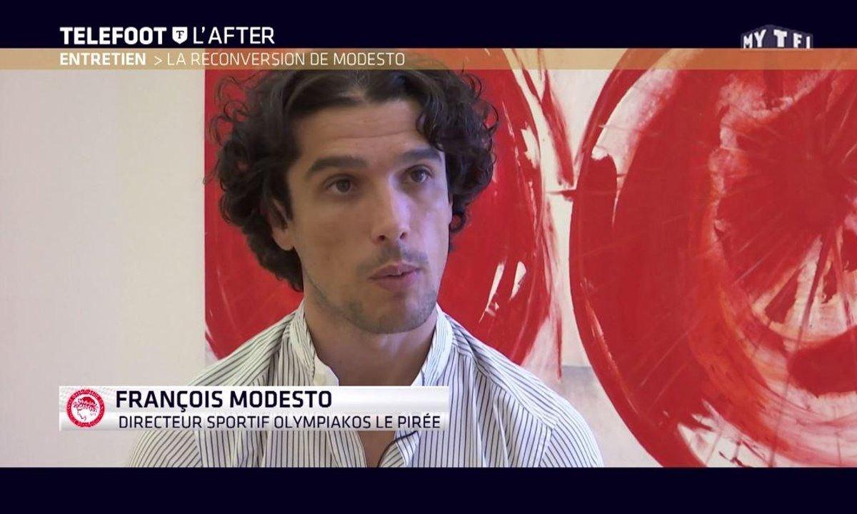 Téléfoot, l'After - Entretien : La reconversion de Modesto