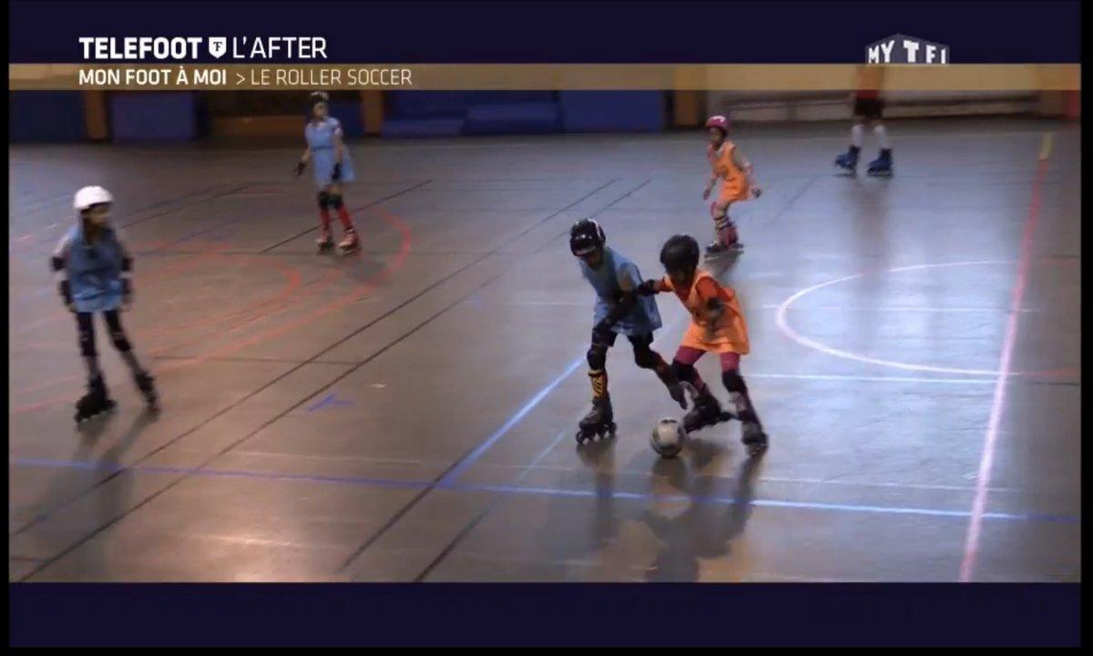 Téléfoot, l'After - Mon foot à moi : Le roller-soccer