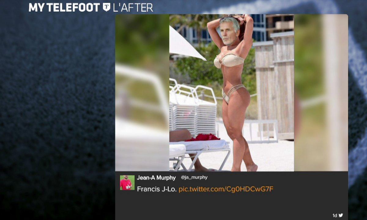 MyTELEFOOT L'After : Gillot et Wenger allumés par les twittos