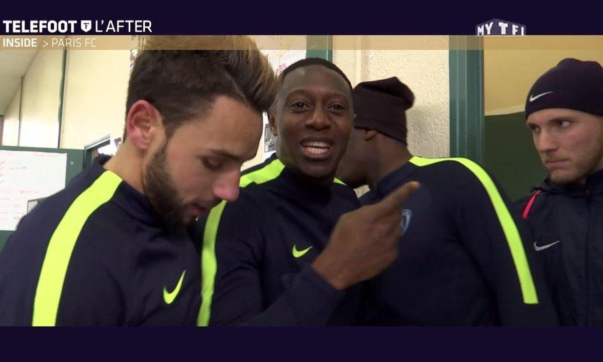 Téléfoot, l'After - Inside Paris FC